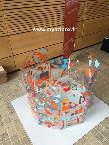 my art box solution pour formation
