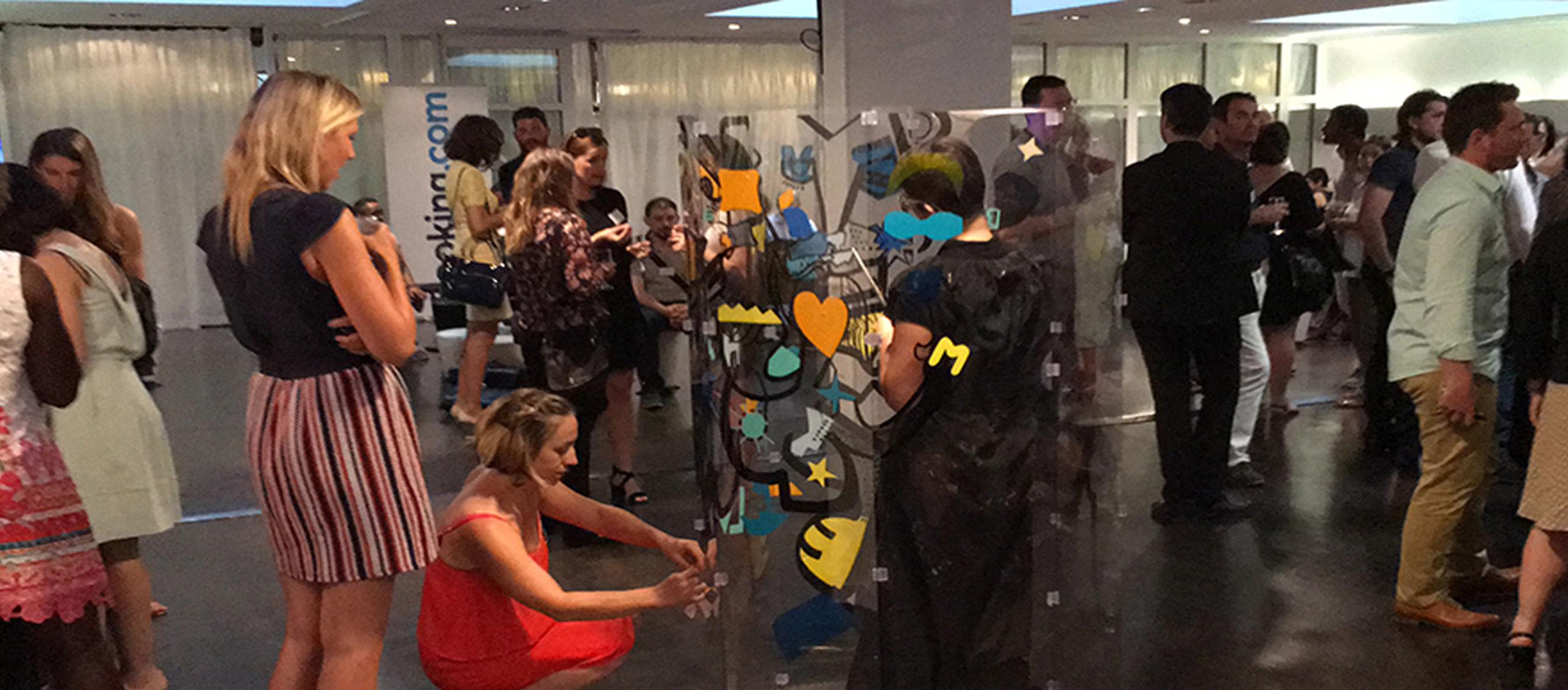 Incentive ART - Artistique - cohésion d'équipes